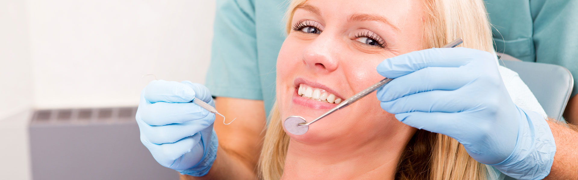 Dental cleaning offered at Bedford Dentistry